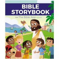 Bible App For Kids Story Book