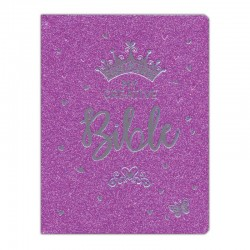 Inspire Bible For Girls Purple
