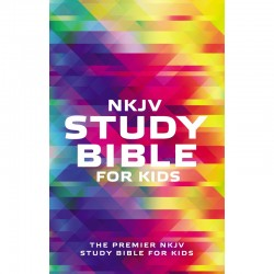 NKJV Study Bible for Kids -...