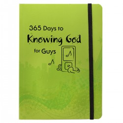 365 Days to Knowing God for...