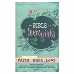 NIV Bible Teen Girls