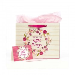Little Things Gift Bag Card
