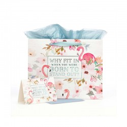 Stand Out Gift Bag Card
